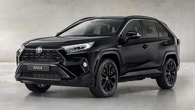 Toyota Việt Nam đăng kỷ bảo hộ kiểu dáng thêm hai xe mới - 7