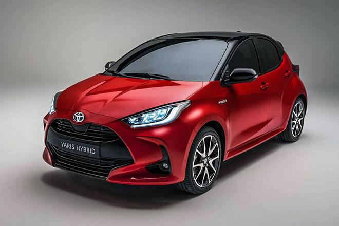 Toyota Việt Nam đăng kỷ bảo hộ kiểu dáng thêm hai xe mới - 3