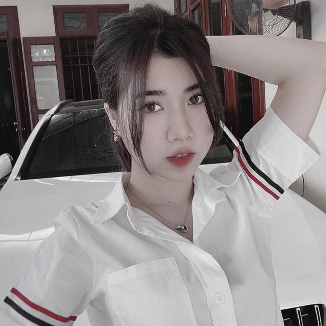 Nguyễn Nụ ở tuổi 24 ngày càng xinh đẹp, trưởng thành.