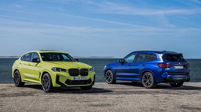 BMW trình làng bộ đôi xe SUV X3 và X4 bản nâng cấp giữa dòng đời - 1