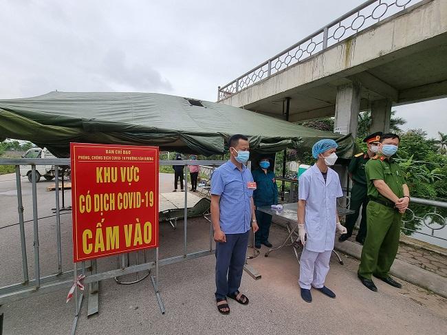 Dự kiến bao giờ Bắc Ninh có thể đẩy lùi được dịch COVID-19? - 1