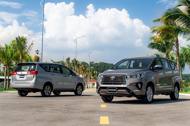 Giá xe Toyota Innova lăn bánh tháng 6/2021 - 1