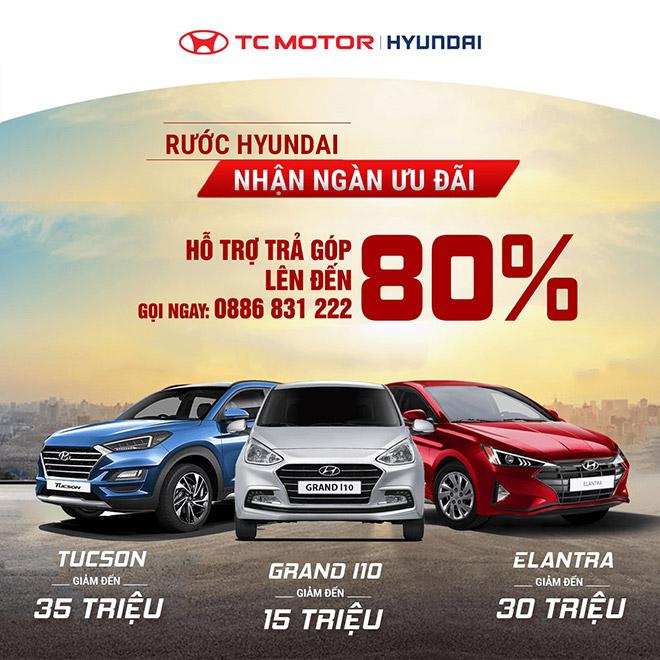 Khuyến mãi tháng 6 – Giảm giá cực sâu tại Hyundai Hưng Yên - 1