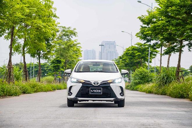 Nhận ngay ưu đãi lên đến 30 triệu đồng khi mua Toyota Vios - 1