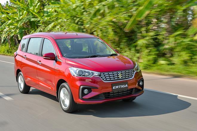 Suzuki Ertiga được đại lý giảm giá 50 triệu đồng dù đang bị thiếu hàng - 4