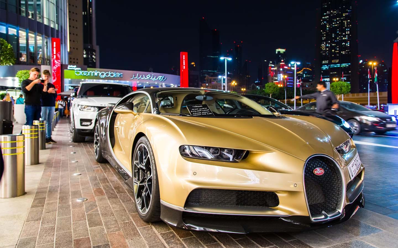 Những cách phô bày sự giàu sang tột độ ở Dubai và tâm lý có của tội gì không khoe - 1