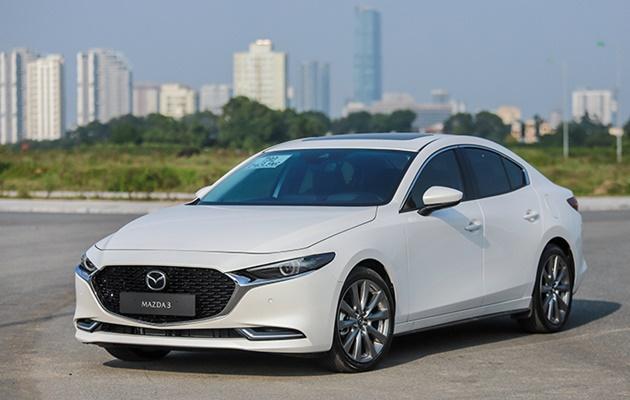 Giá xe Mazda mới nhất tháng 6/2021 đầy đủ các phiên bản - 1