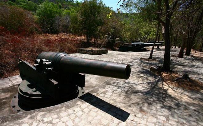 Trận địa pháo cổ lớn nhất Đông Dương - 1