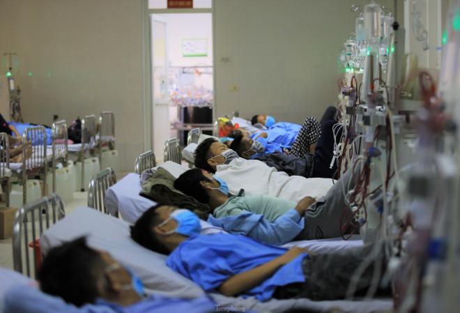 Khu bệnh nhân được 'chăm sóc đặc biệt' nhất ở Hà Tĩnh trong mùa dịch COVID-19 - 1