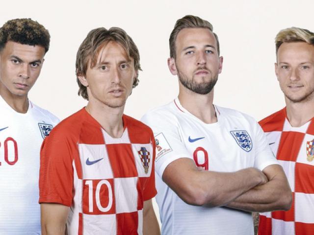 """Nhận định bóng đá ĐT Anh – ĐT Croatia: """"Tam Sư"""" phá dớp, Kane đối đầu Modric (EURO)"""