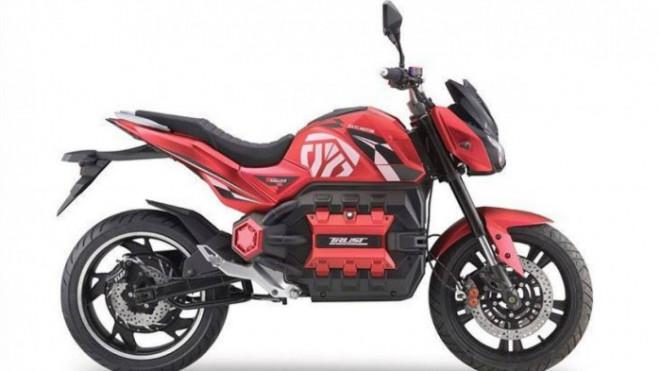 Xe máy điện Trung Quốc gia nhập thị trường Châu Âu - 1