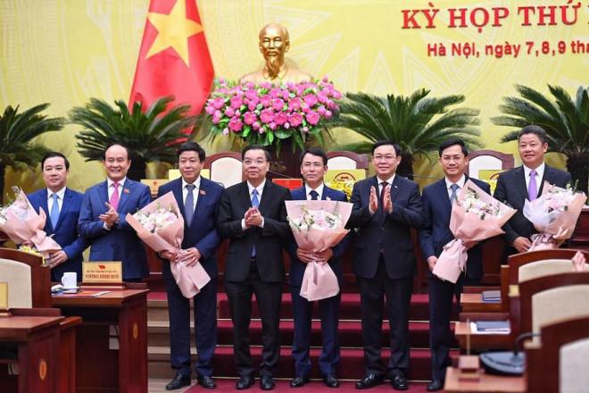 Hà Nội sắp bầu chức danh Chủ tịch UBND khóa mới - 1