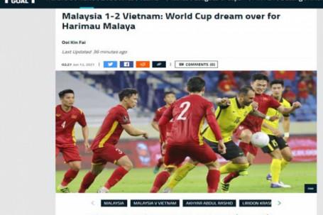 ĐT Việt Nam hạ Malaysia kịch tính: Truyền thông châu Á thán phục, báo Thái Lan ngợi ca