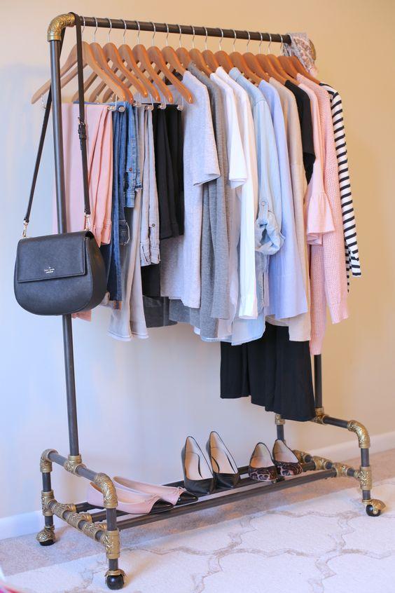 8 lời khuyên hữu ích cho tủ quần áo phong cách của bạn - 1