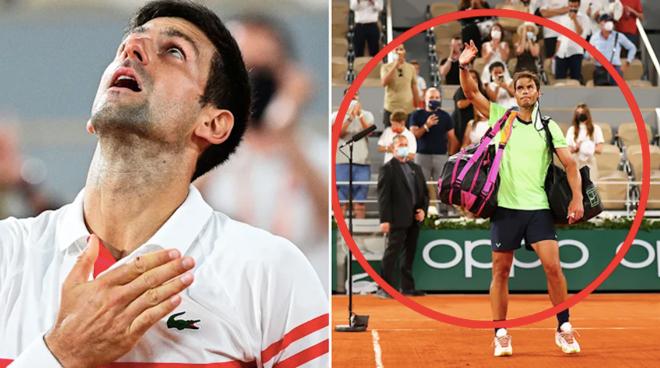Djokovic đấu Nadal quá hấp dẫn, ngoại lệ chưa từng có cho Roland Garors - 1