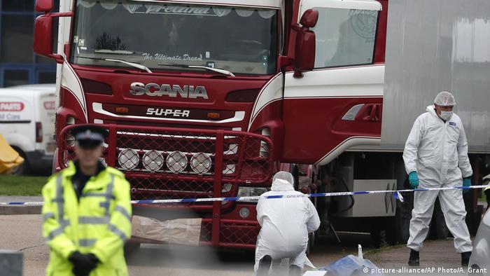 Italia bắt giữ nghi phạm vụ 39 người Việt chết trong xe container ở Anh - 1