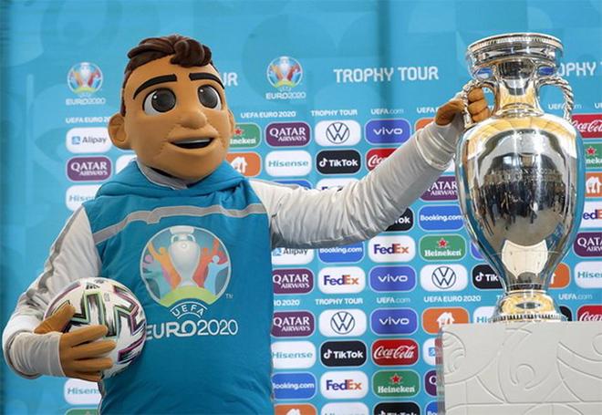 """Tâm điểm thể thao hè 2021 - Cùng MyTV """"lăn"""" theo trái bóng """"Uniforia"""" của UEFA Euro 2020 - 1"""