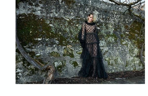 Hậu trường Kristen Stewart hoá thành nàng thơ tóc ngắn của Chanel - 1
