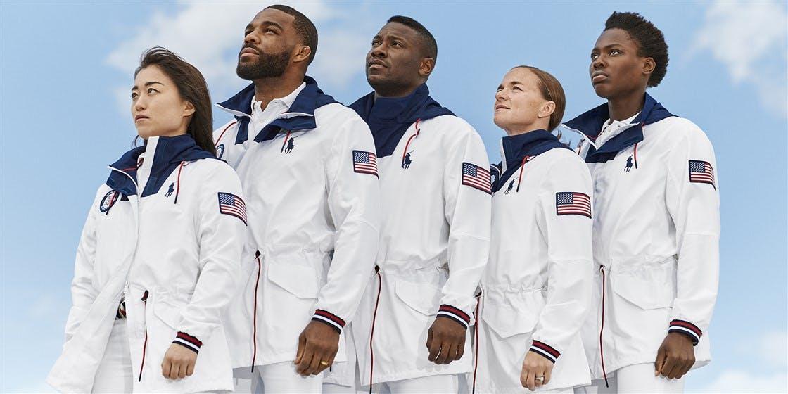 Trang phục Olympic dưới bàn tay của các nhà thiết kế danh tiếng - 1