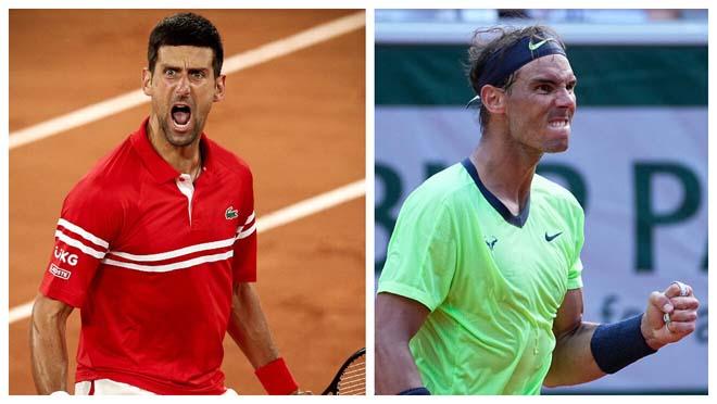 """Video tennis Djokovic - Nadal: Ngược dòng chấn động, """"nhà vua"""" thoái vị (bán kết Roland Garros) - 1"""