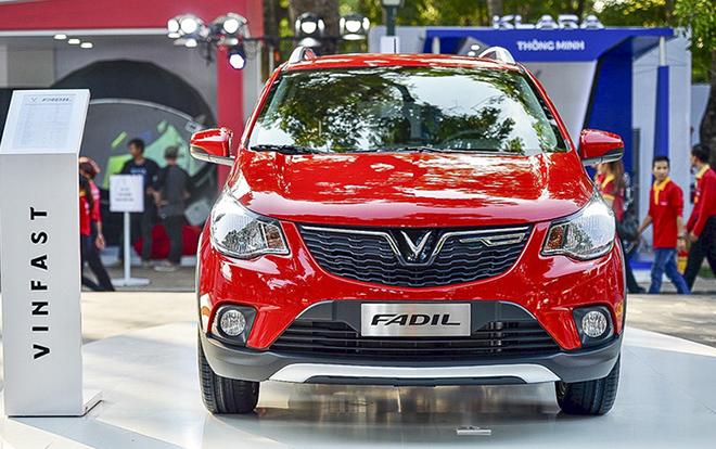 VinFast Fadil vươn lên Top đầu những mẫu xe bán chạy trong tháng 5/2021 - 1