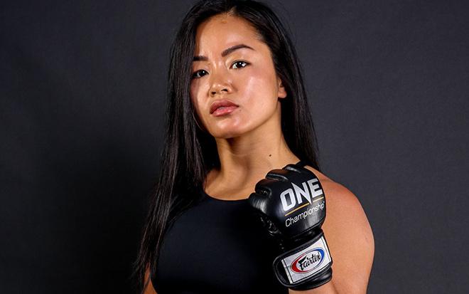 """""""Đả nữ"""" MMA gốc Việt Bi Nguyễn thách đấu nhà vô địch thế giới Yamaguchi - 1"""
