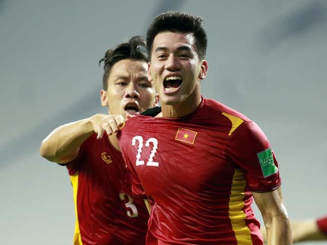 Tin vui: ĐT Việt Nam có 99% khả năng đi tiếp ở vòng loại World Cup - 1