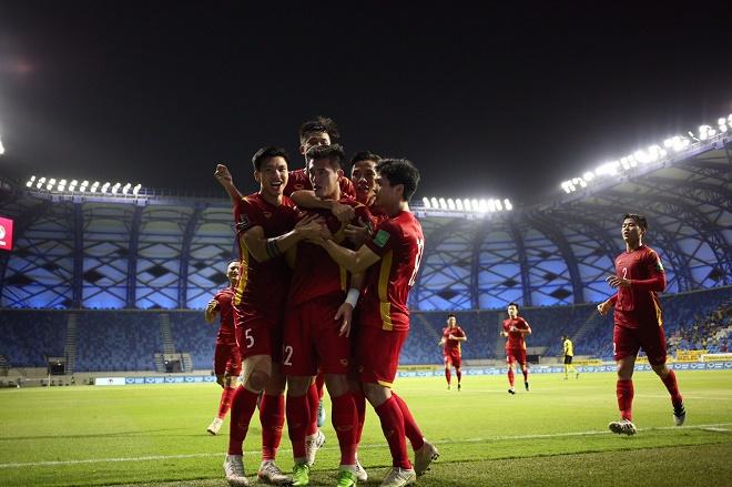 ĐT Việt Nam đầu bảng vòng loại World Cup, xứng đáng số 1 Đông Nam Á - 1