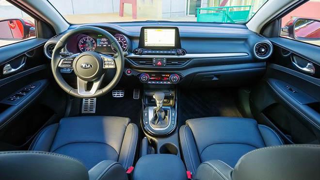 """Đại lý giảm giá """"sập sàn"""" cho Kia Cerato, rẻ ngang Toyota Vios E MT - 5"""