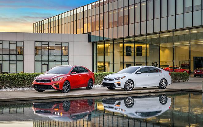 """Đại lý giảm giá """"sập sàn"""" cho Kia Cerato, rẻ ngang Toyota Vios E MT - 1"""