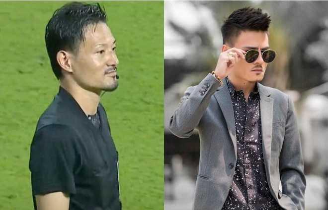 """Sao nam được ví như """"anh em thất lạc"""" của trọng tài bắt chính trận VN - Malaysia - 1"""