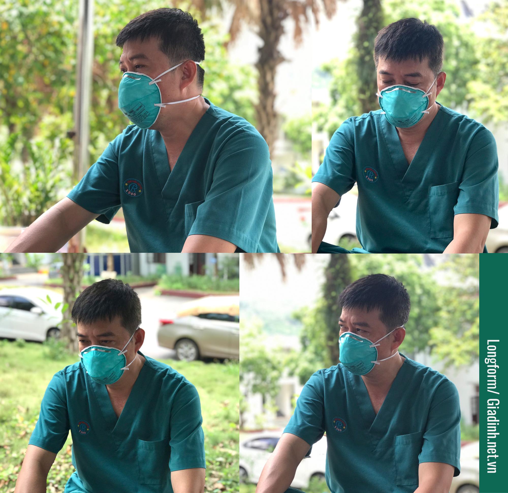 """BSCKII Trần Thanh Linh:""""Những ngày tháng này chúng tôi không gọi nhau là đồng nghiệp mà là đồng đội"""" - 12"""