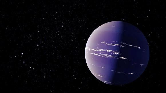 """Phát hiện """"hành tinh màu tím"""" mới, ấm áp gần như Trái Đất - 1"""