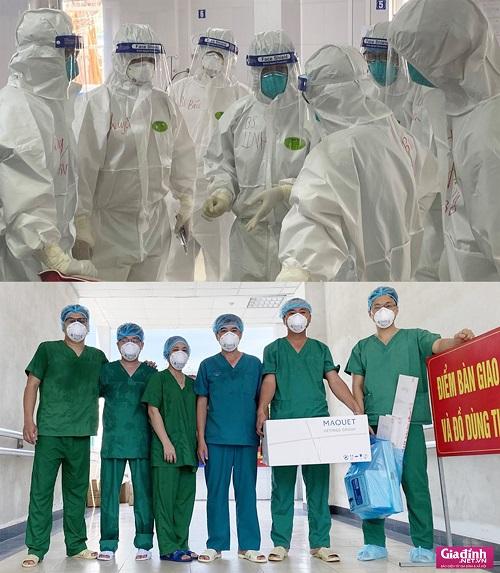 """BSCKII Trần Thanh Linh:""""Những ngày tháng này chúng tôi không gọi nhau là đồng nghiệp mà là đồng đội"""" - 4"""