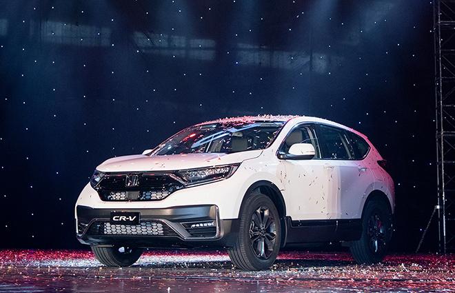 Giá xe Honda CR-V lăn bánh tháng 6/2021 - 1
