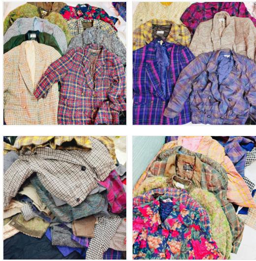 """Nana Shop: Xu hướng thời trang """"2hand"""" đa dạng dành cho phụ nữ - 1"""
