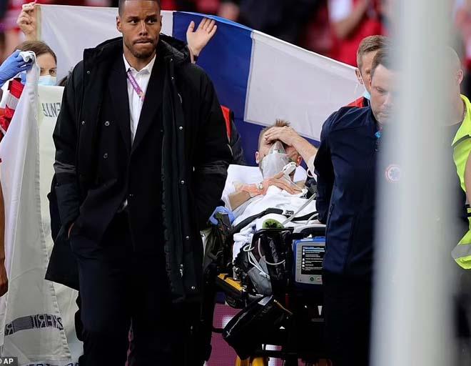 Sự cố Eriksen chấn động EURO: Cựu danh thủ Việt Nam nói về tình huống khẩn cấp - 1
