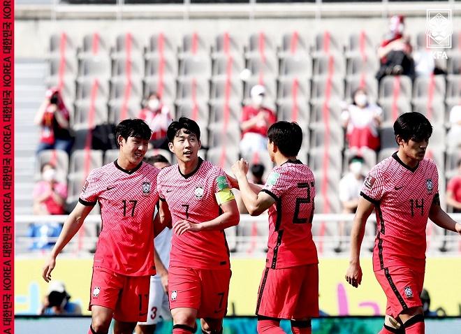 Hàn Quốc thắng Lebanon, Son Heung Min tỏa sáng: ĐT Việt Nam hưởng lợi lớn - 1