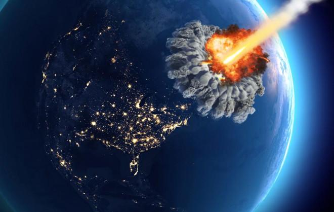 """Kinh hãi """"điểm tử thần"""" nơi thiên thạch đồng loạt lao vào Trái Đất - 1"""