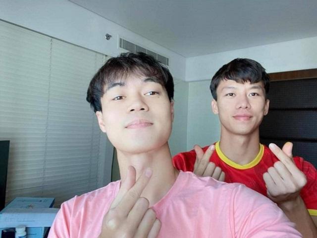 Văn Toàn – Hải Quế phản ứng dễ thương khi bị fan Malaysia tấn công trên mạng xã hội