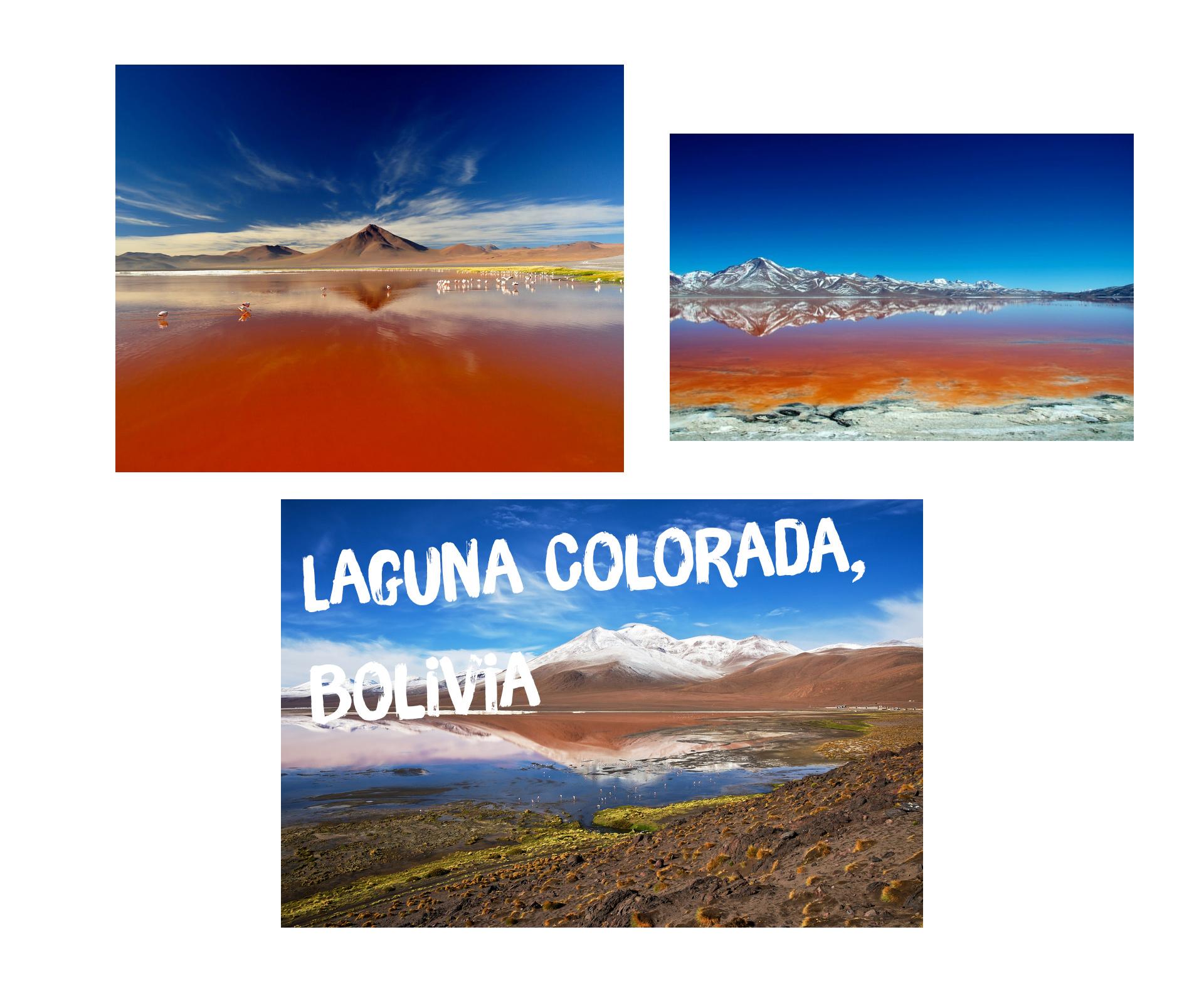 Những hồ nước tuyệt vời nhất hành tinh - 5