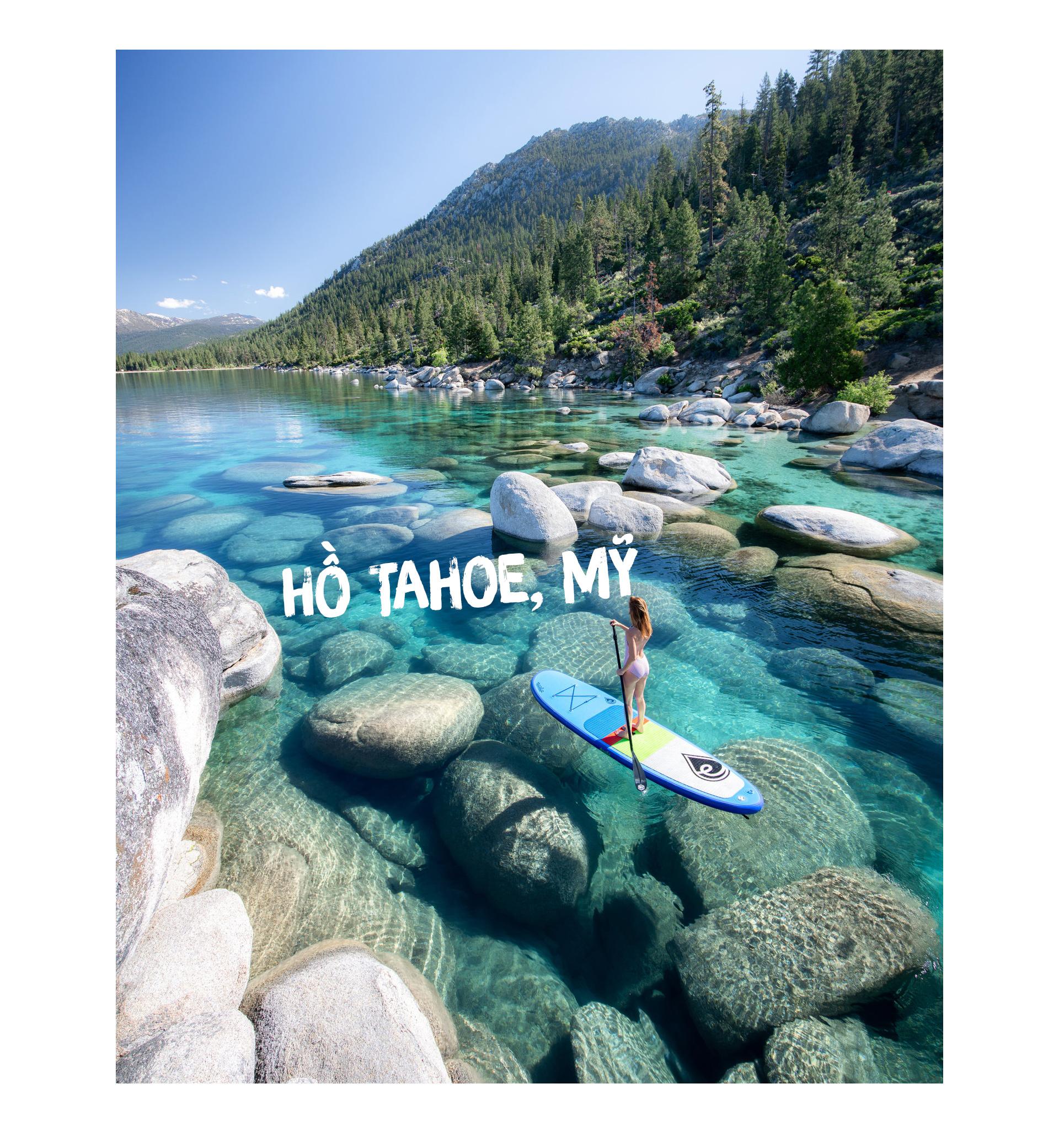 Những hồ nước tuyệt vời nhất hành tinh - 8