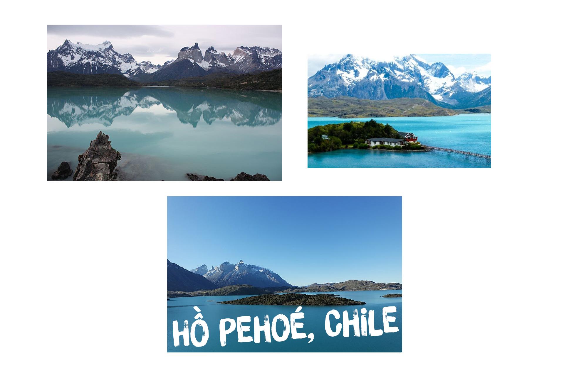 Những hồ nước tuyệt vời nhất hành tinh - 10