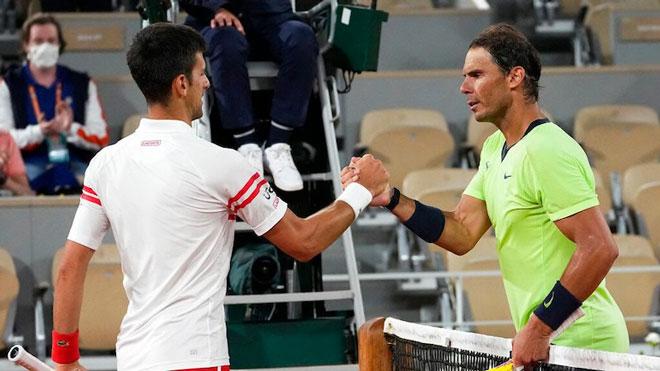 """Bảng xếp hạng tennis 14/6: Djokovic """"bay cao"""", Nadal bị Tsitsipas áp sát - 1"""