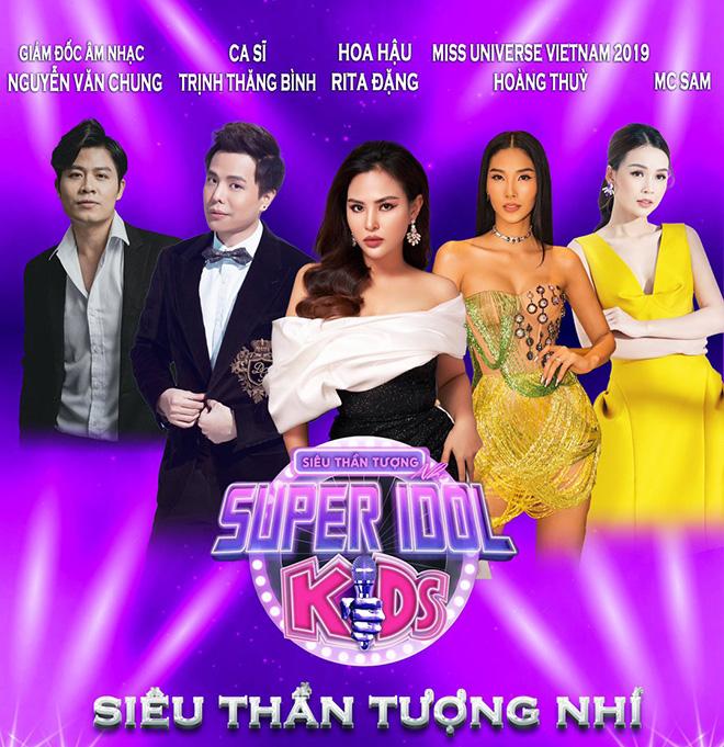 Hé lộ đạo diễn hot của đài VTV là người viết kịch bản và biên tập Super Idol kids - 1