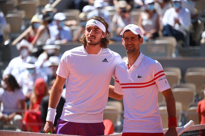 Djokovic ngược dòng vô địch Roland Garros lập mưa kỷ lục, Nadal - Federer âu lo - 1