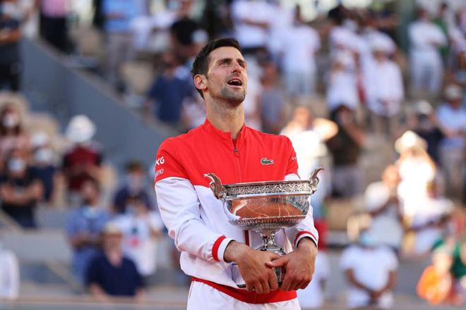 """""""Không ai muốn Djokovic xuất sắc nhất lịch sử tennis, nhưng anh có thể làm được"""" - 1"""
