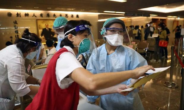 Tin mới về dịch Covid-19 ở Đài Loan - 1