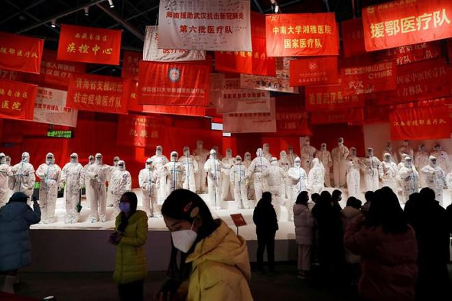 Cuộc chiến chống COVID-19 và cán cân Trung Quốc - phương Tây - 1