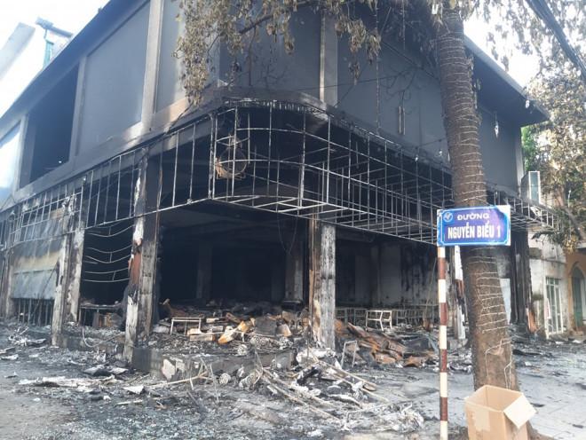 Vụ cháy phòng trà khiến 6 người tử vong: Bộ Công an vào cuộc - 1